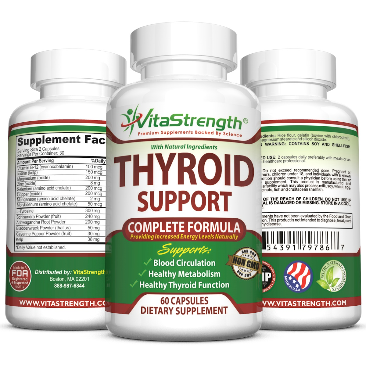 Best thyroid support supplement
