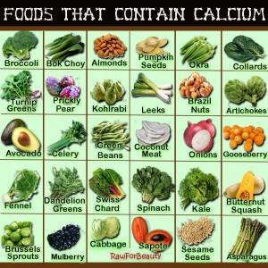 VitaStrength.com - Sources of calcium to prevent nutritional deficiencies.