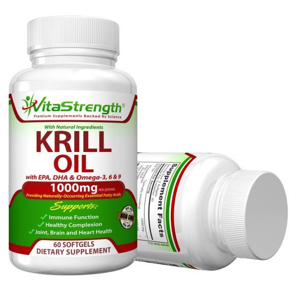 krill oil astaxanthin